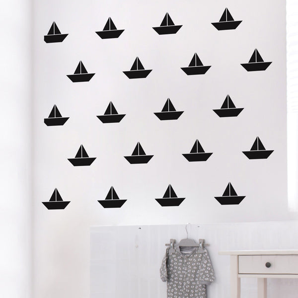 Wall Decal - Set Sail