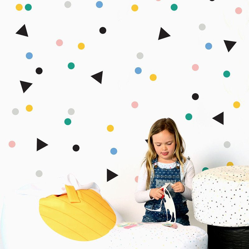 Gautier Studio | Decorative Wall Decals Confetti