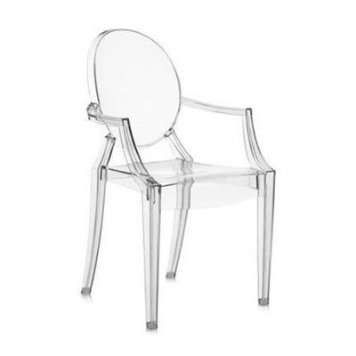 Plata Import | Kids Ghost Chair - Clear