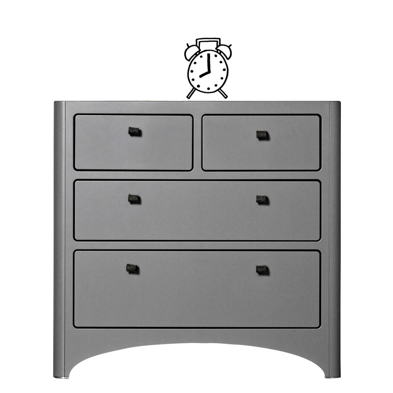 Leander 4 Drawer Dresser | kids at home