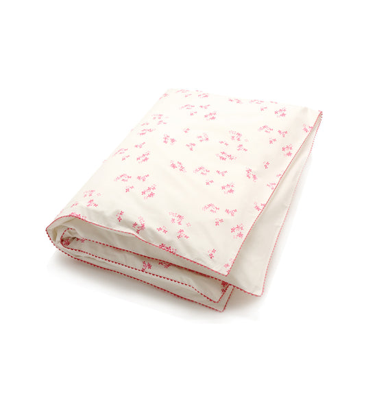Auggie Duvet Cover - Pretty with Pink (Twin)