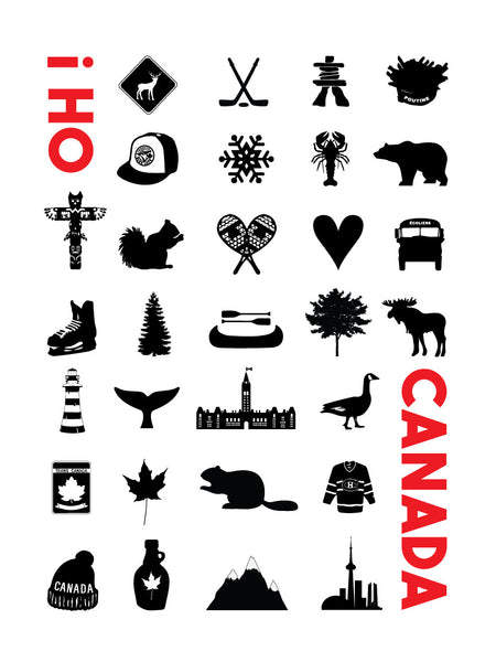 Canada - Poster