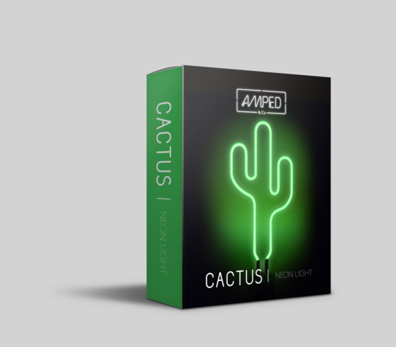 LED Neon Light - Cactus