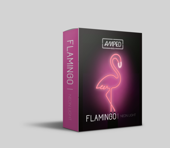 Neon Light - Flamingo