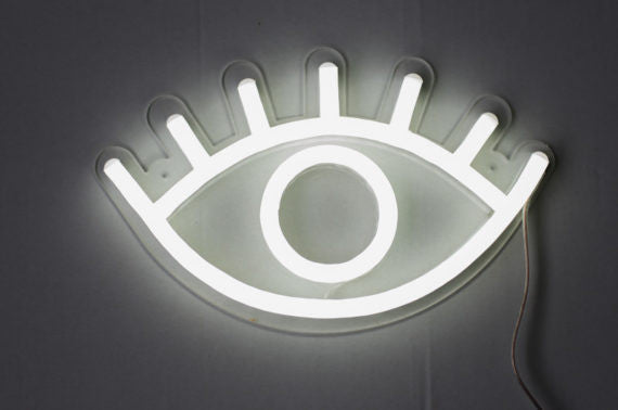 Amped and Co Neon Light - Eye Lighting | kids at home