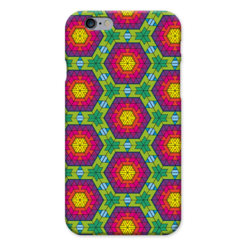 "Amy Migicovsky Rock My Soul - ""Rainbow Hex"" Phone Case 