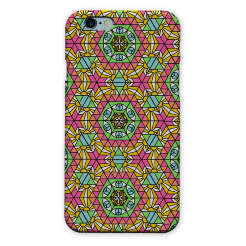 "Amy Migicovsky Rock My Soul - ""Sun Eye"" Phone Case 