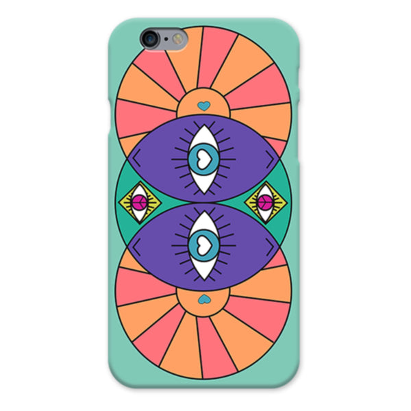 "Rock My Soul - ""Eyes of the World Hearts"" Phone Case - SALE 30% OFF"
