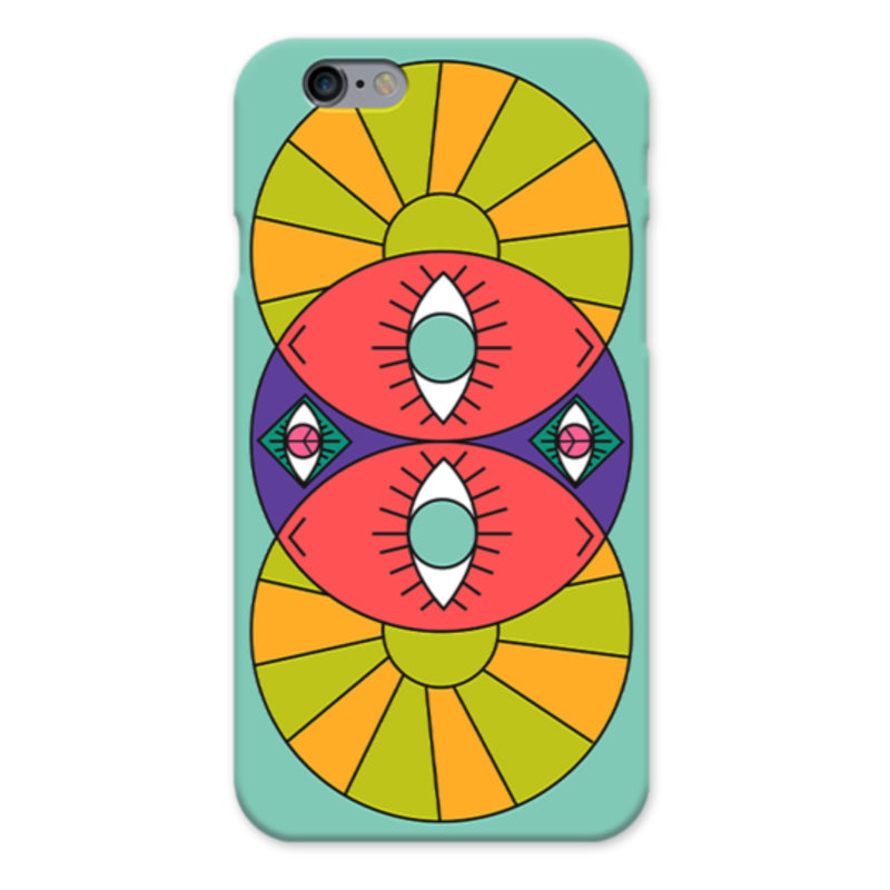 "Amy Migicovsky Rock My Soul - ""Eyes of the World"" Phone Case 