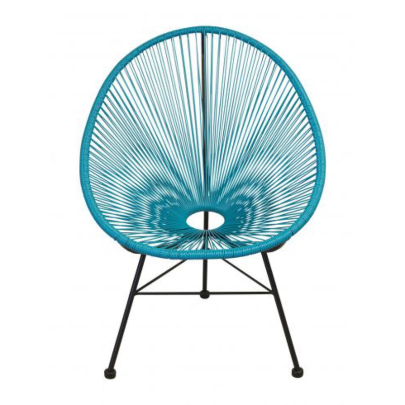 Plata Import Kids Acapulco Chair - Blue Chairs | kids at home