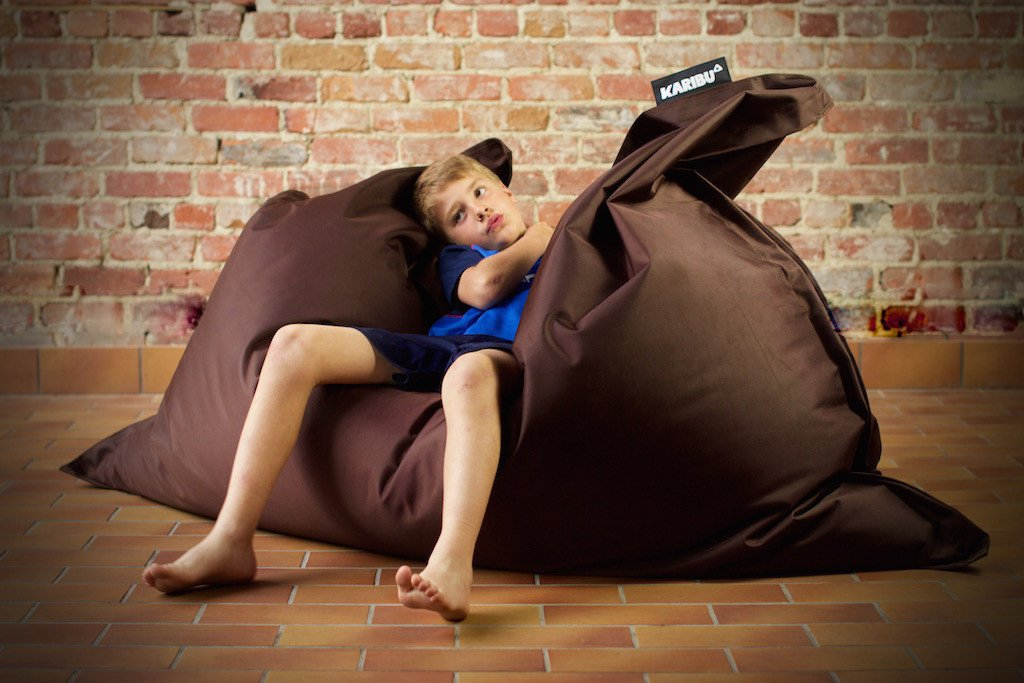 Beanbag Standard Outdoor - Brown