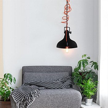 ADzif Industrial Lamp - Stick It Wall decal - SALE 30% OFF | kids at home