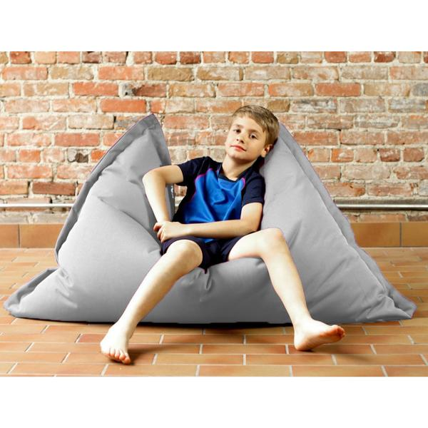 Beanbag Junior Outdoor - Light Grey