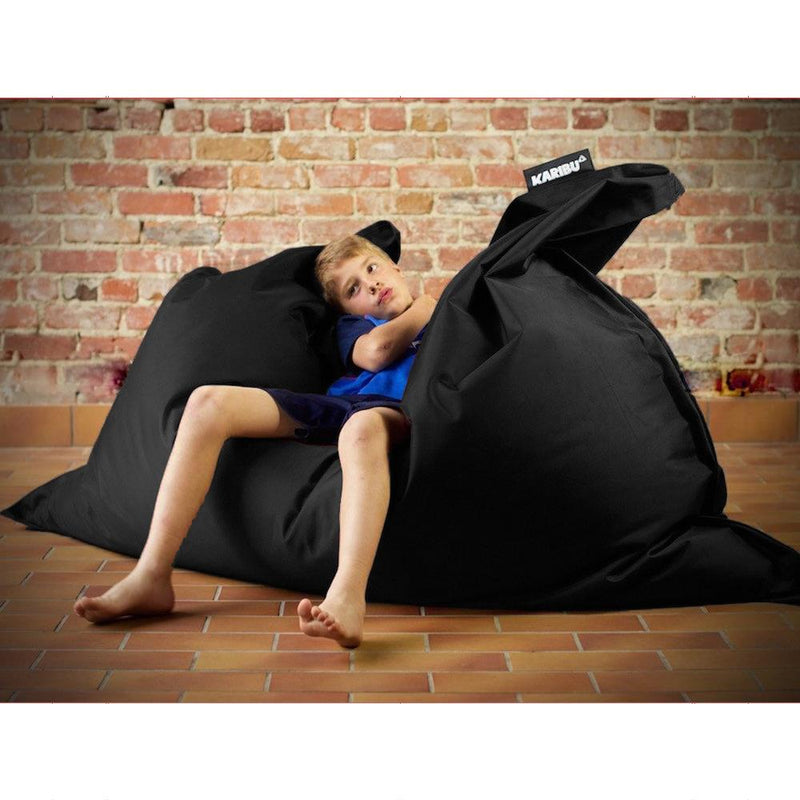 Beanbag Standard Outdoor - Black