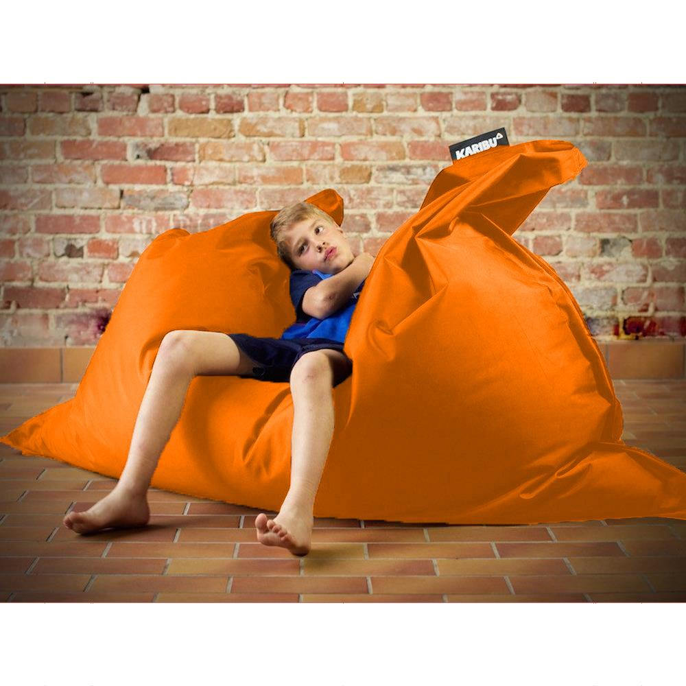 Beanbag Standard Outdoor - Orange