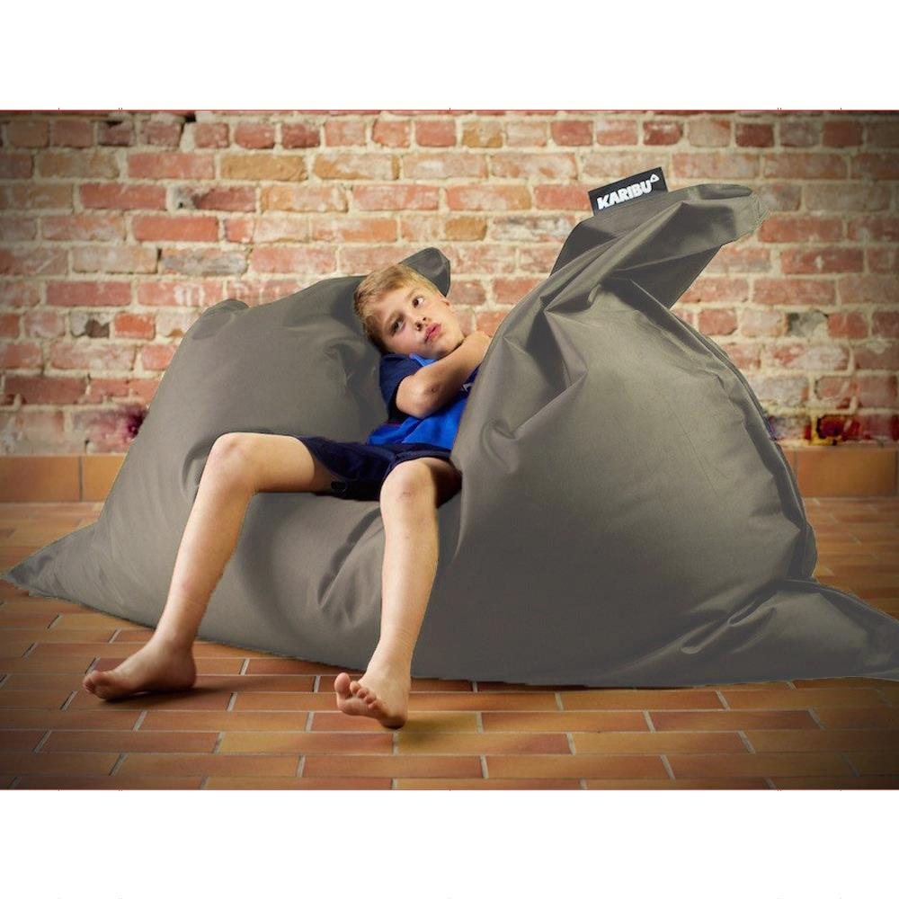 Beanbag Standard Outdoor - Light Grey