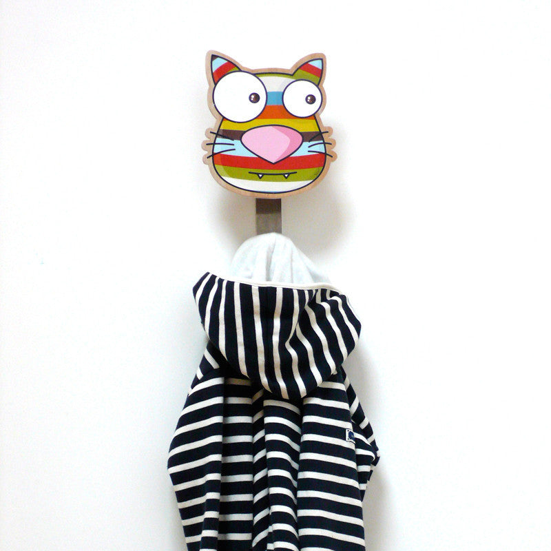 ADzif | Cat Coat Hanger