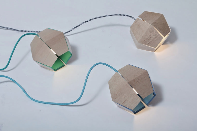 Loïc Bard | Small Capside Lamp