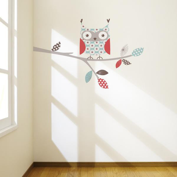 ADzif Wall Decal - Sego - Little Owl | kids at home