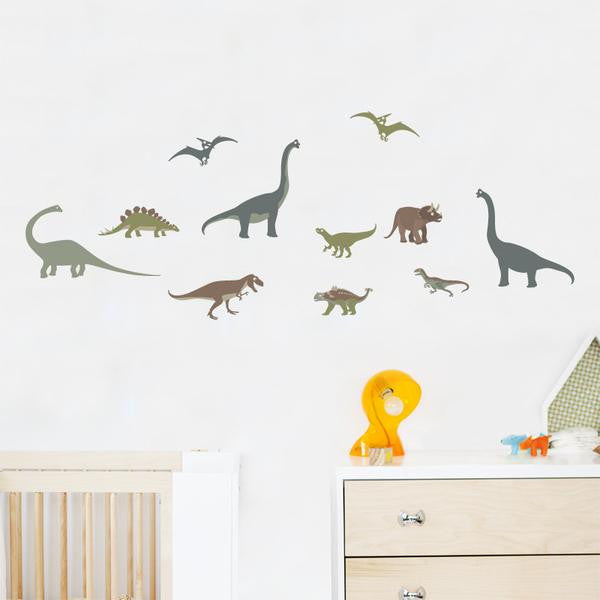 ADzif | Wall Decal - Sego - Dino Decal