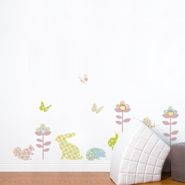 Wall Decal  - Sego - Liberty Animals Decal