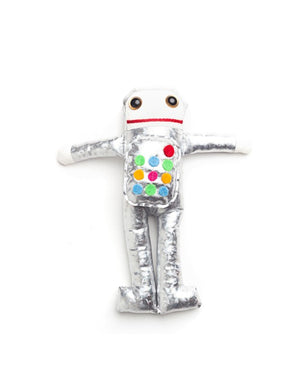 Raplapla Marlon the Robot Toys | kids at home