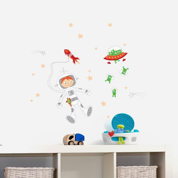 Wall Decal - Sego - Journey into space