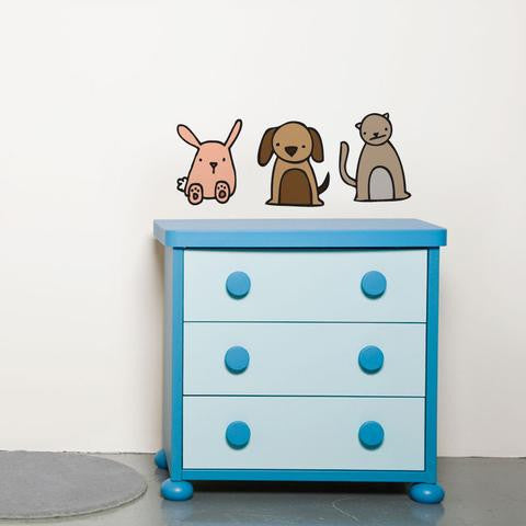 Wall Decal - Cara Carmina - Animapals