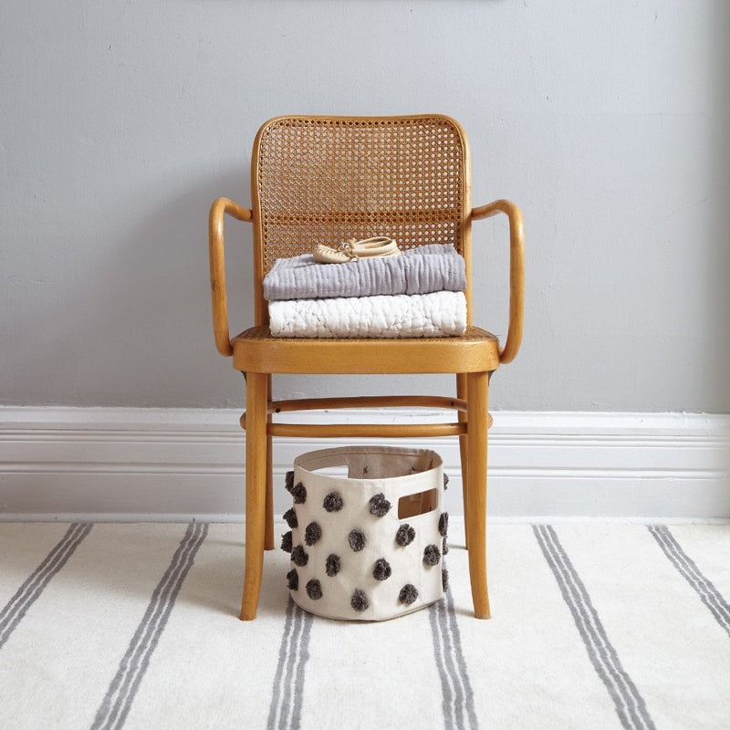 Pehr | Grey Stripe Rug