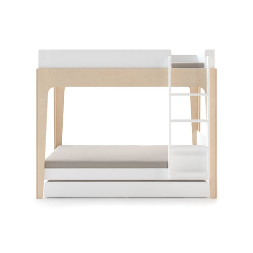 Oeuf Perch Trundle and Flat Ladder Bed | kids at home