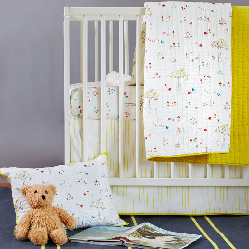 Auggie Quilt - Rabbit Patch (Crib)