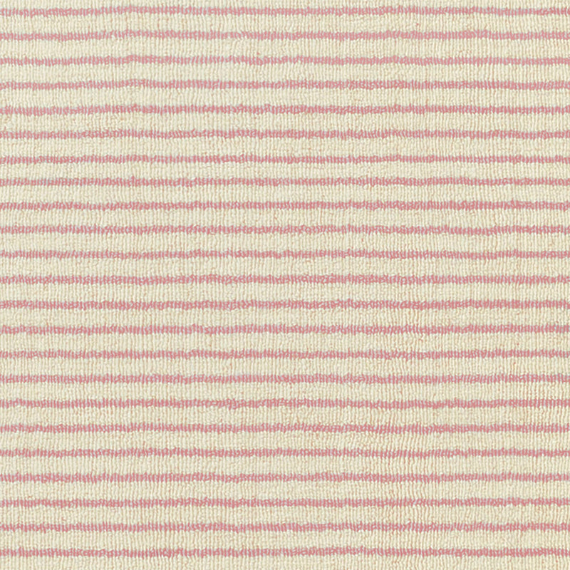 Pehr Classic Stripe Rug - Blush | kids at home