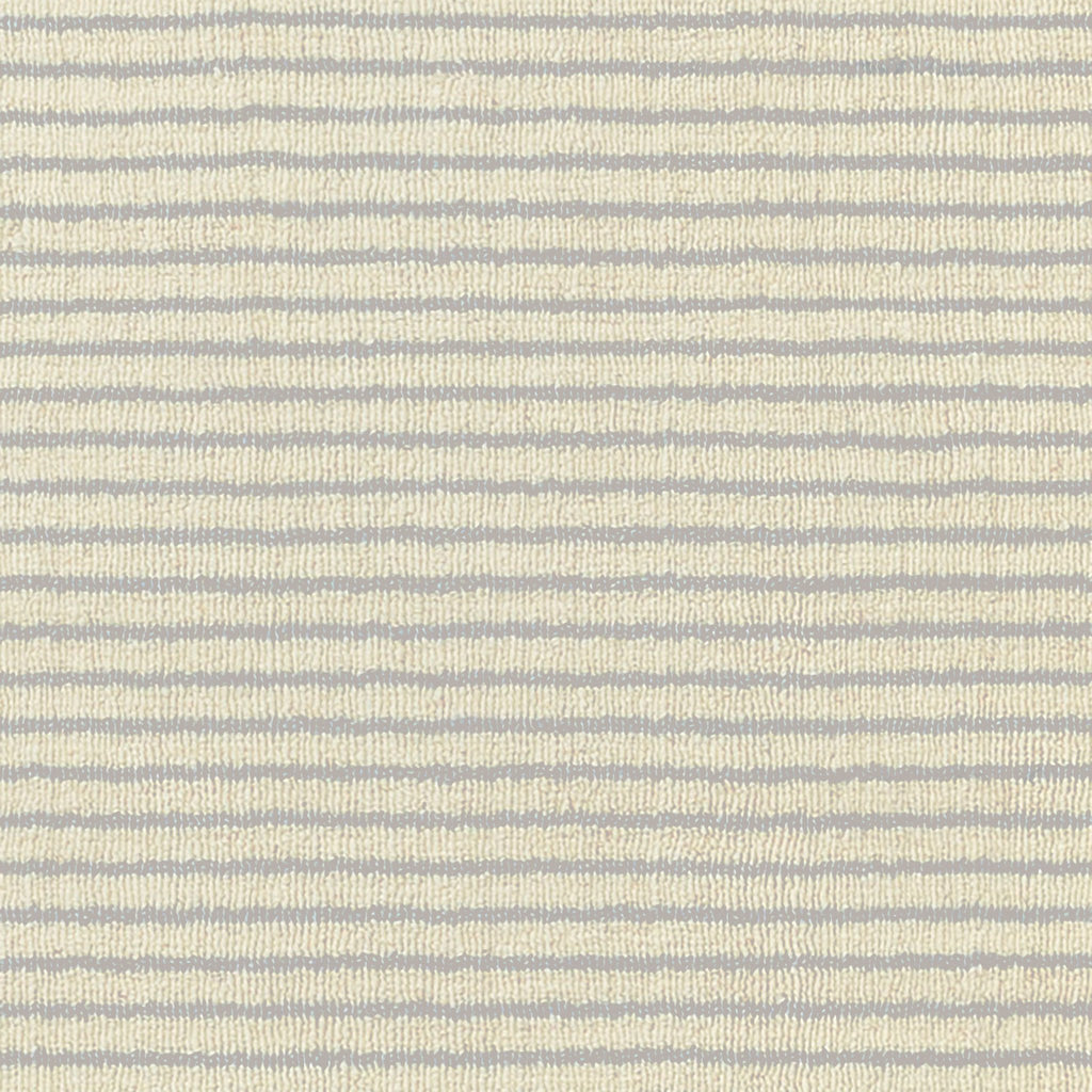 Pehr Classic Stripe Rug - Light Grey | kids at home