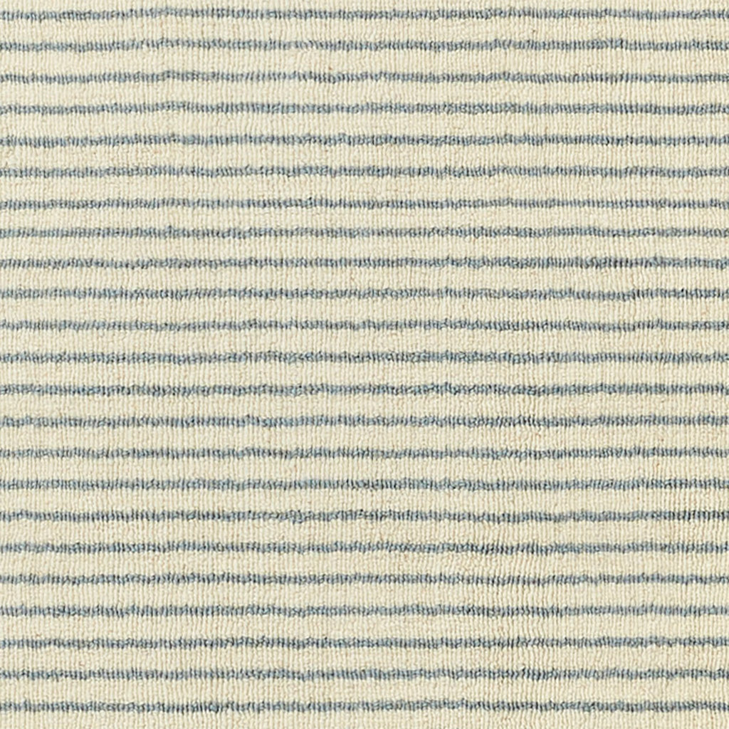 Pehr Classic Stripe Rug - Sea | kids at home