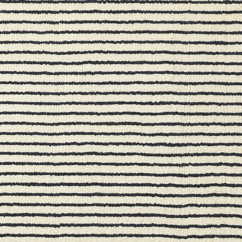 Pehr Classic Stripe Rug - Noir | kids at home