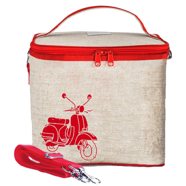 So Young Vespa Small Cooler Bag