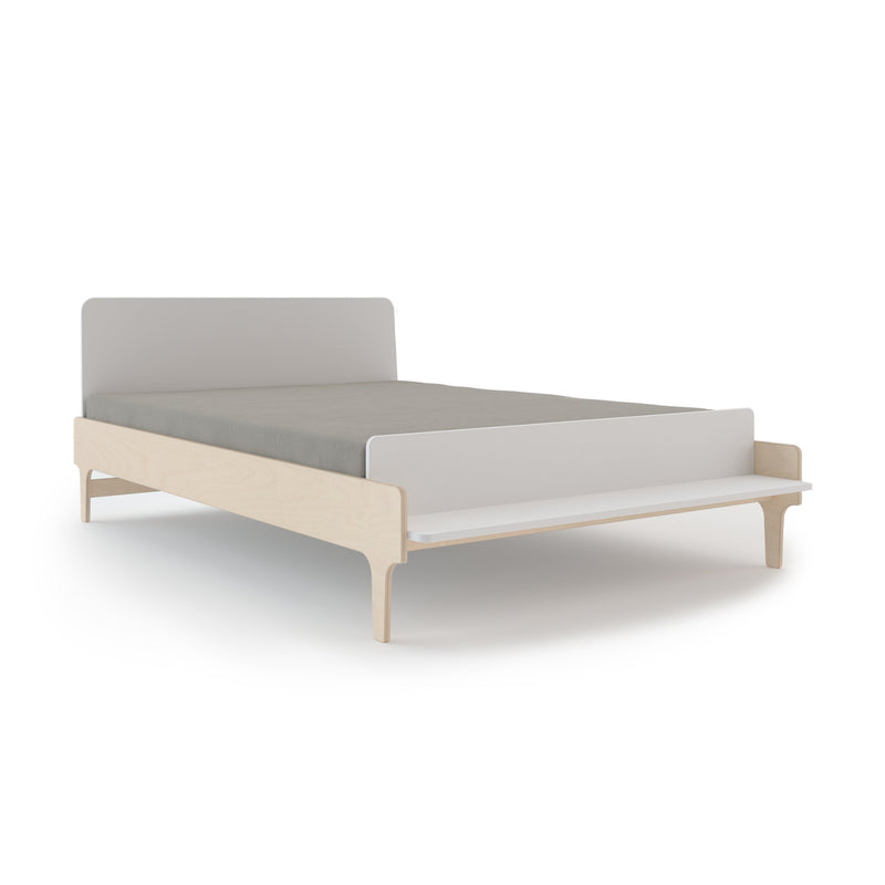 River Double Bed - Birch