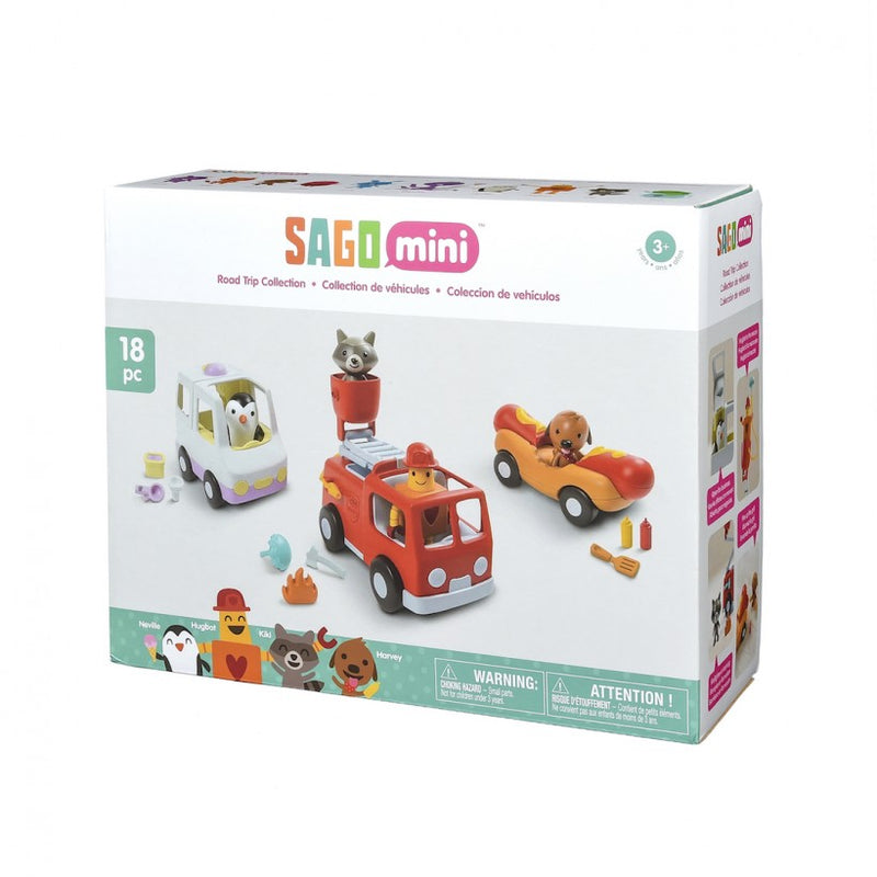 Sago Mini Road Trip Toys | kids at home