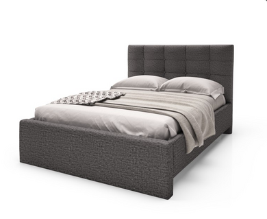 Heaven Upholstered Bed - Queen Size