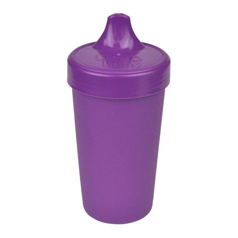 Re-Play Recycled Plastic No Spill Sippy Cup - Amethyst | kids at home