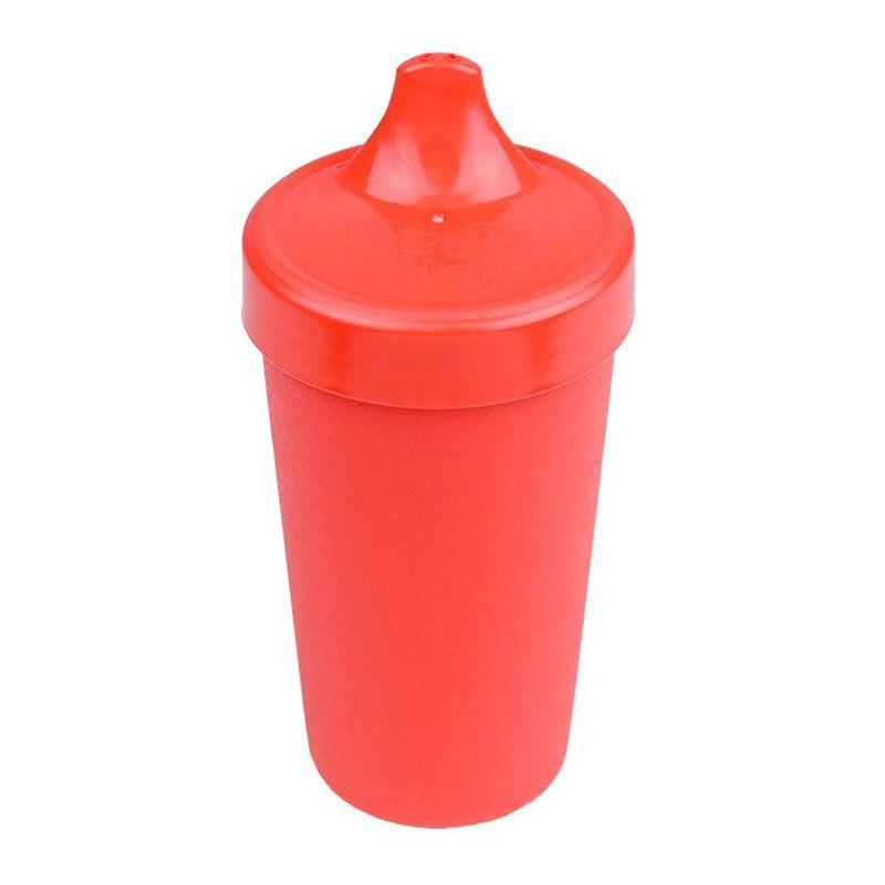 Re-Play Recycled Plastic No Spill Sippy Cup - Red | kids at home