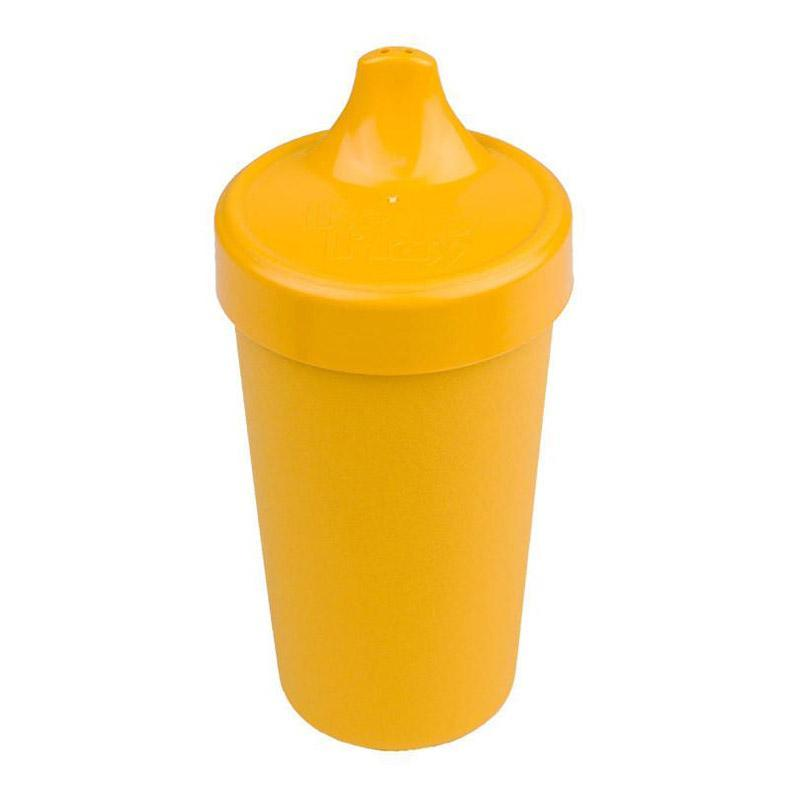 Re-Play Recycled Plastic No Spill Sippy Cup - Sunny Orange | kids at home