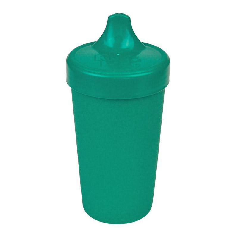 Re-Play Recycled Plastic No Spill Sippy Cup - Teal | kids at home