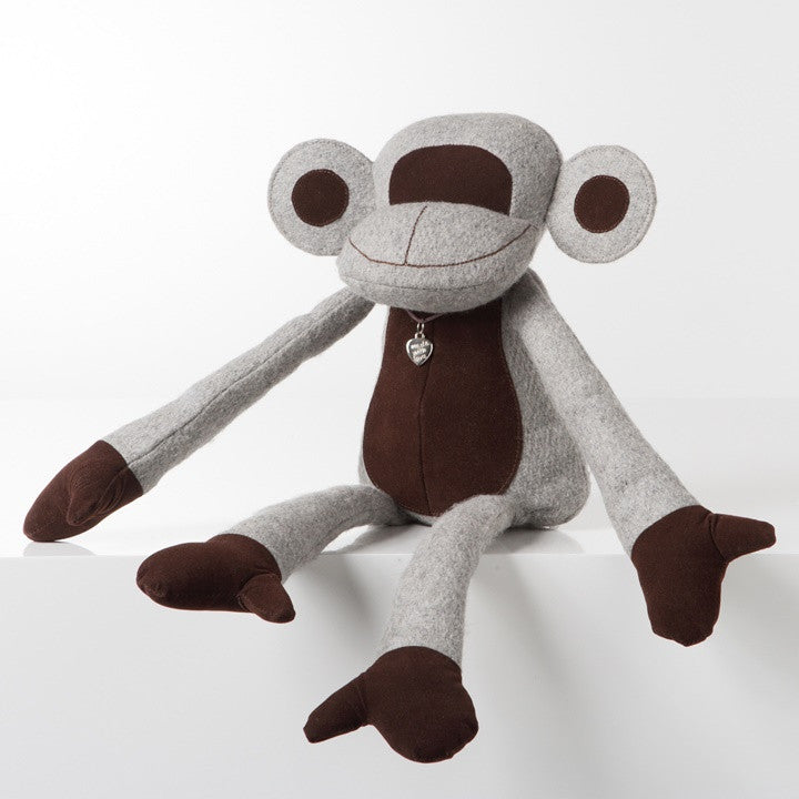 Torre & Tagus Ranger Monkey Doorstop Accessory | kids at home