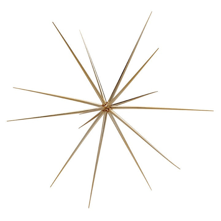 Torre & Tagus Sputnik Hanging Decoration - Gold - Large Accessory | kids at home
