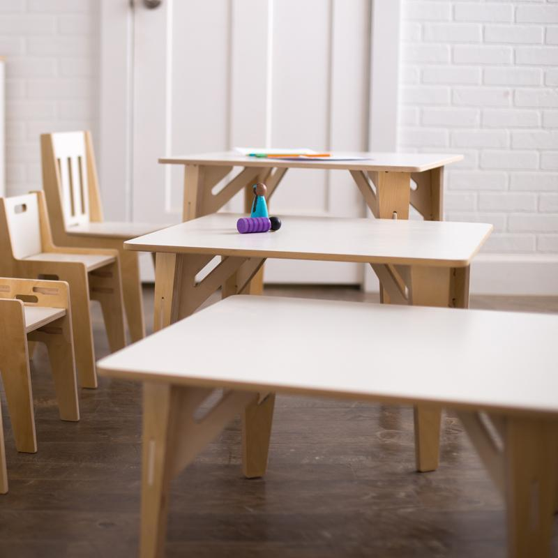 Sprout-Kids | Adjustable Table Leg Set