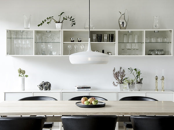 Vita Clava Dine Light in Matte White