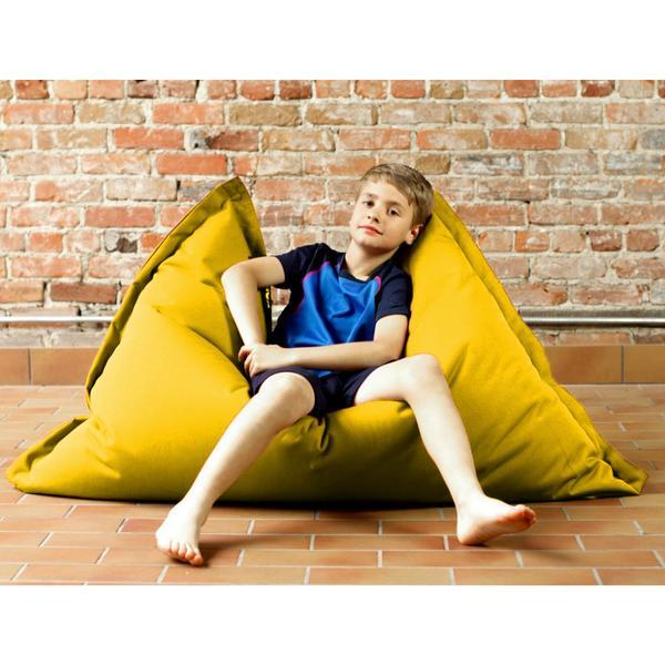 Beanbag Standard Outdoor - Yellow
