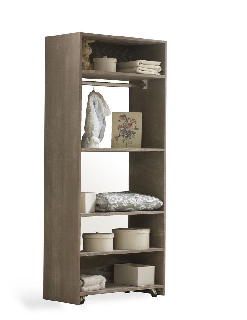 UnMess Shelf and Convertible Wardrobe System
