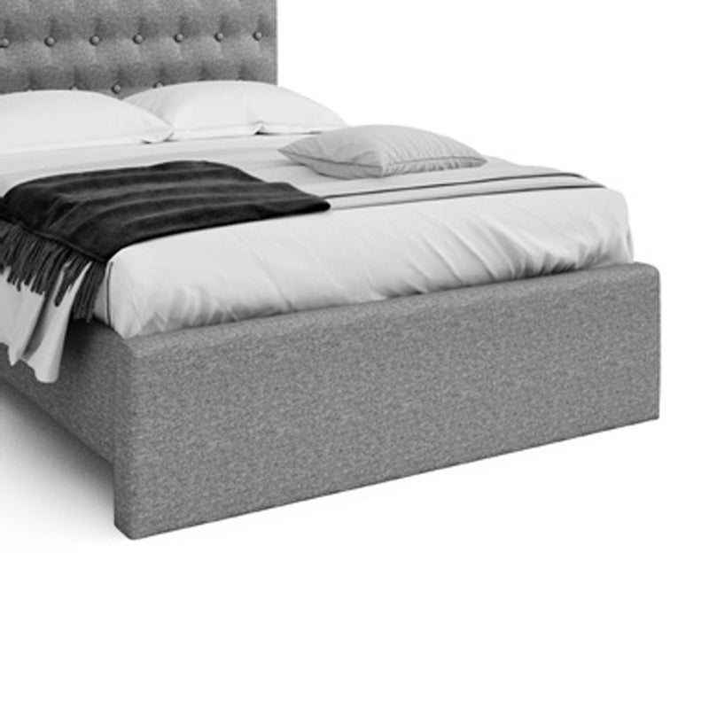 London Upholstered Double Bed